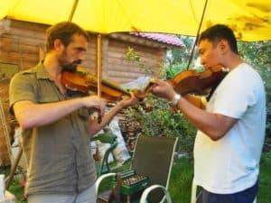 обучение игре на гармони