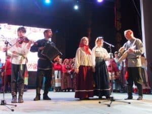 """Фестиваль """"Беловодье"""" глазами гармониста :-)"""