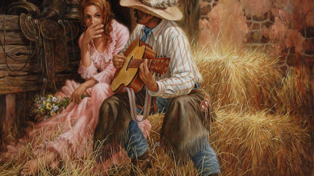Cotton Fields ноты для гармони